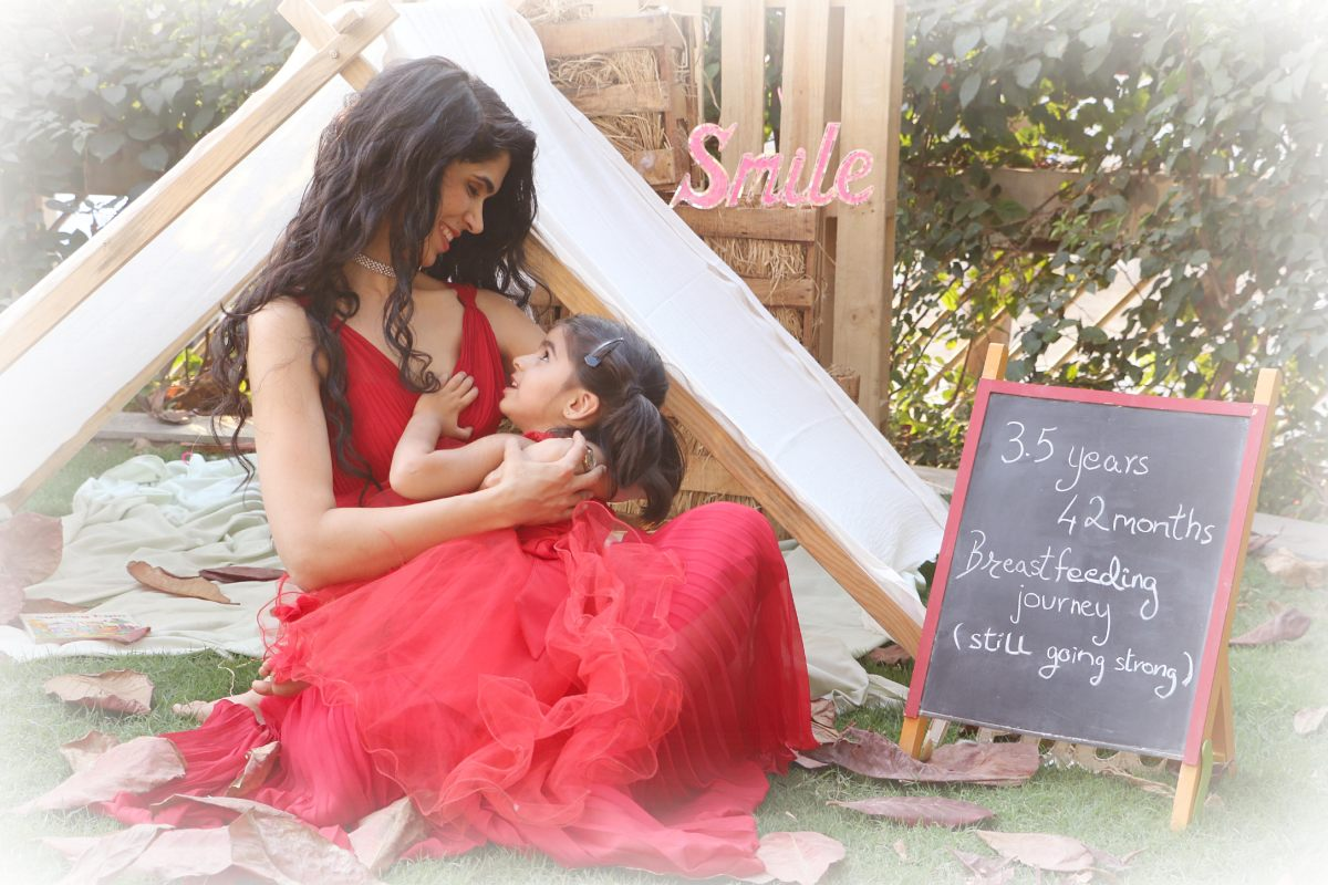 It's all about willpower and perseverance: Breastfeeding Journey